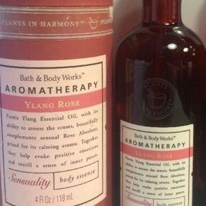 Bath & Body Works YLANG ROSE Body Essence  NEW